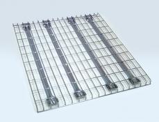镀锌网层板制作